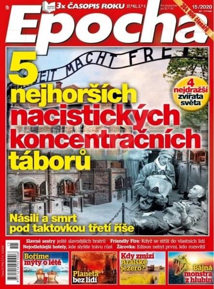Epocha - 15/20 - Elektronický časopis