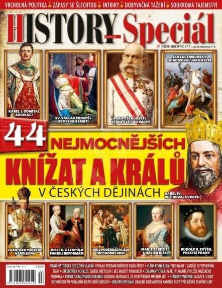 History Speciál - 2/20 - Elektronický časopis