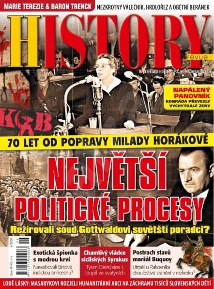 History - 6/20 - Elektronický časopis