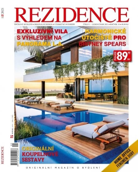 Rezidence - 1/21 - Elektronický časopis