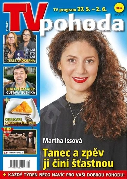 TV pohoda - TV pohoda 21/2017 - Elektronický časopis