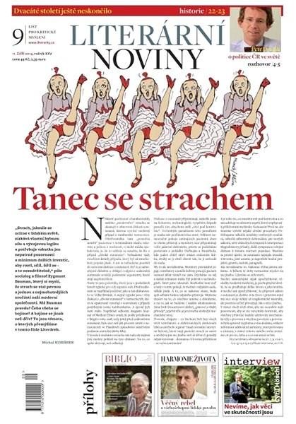 Literární noviny - 9/2014 - Elektronický časopis