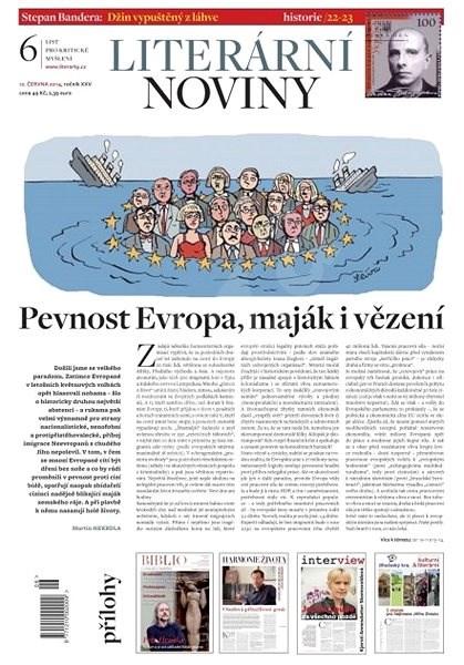 Literární noviny - 06/2014 - Elektronický časopis