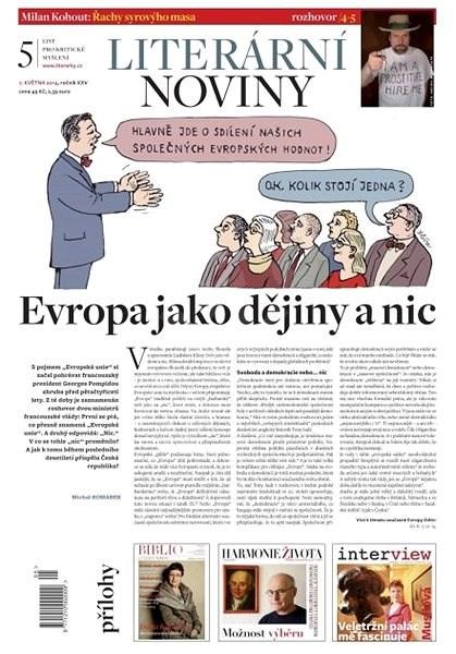 Literární noviny - 05/2014 - Elektronický časopis