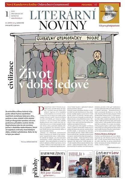 Literární noviny - 1/2014 - Elektronický časopis