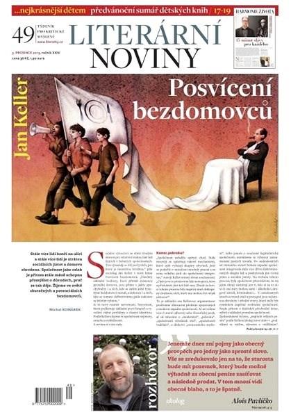 Literární noviny - 49/2013 - Elektronický časopis