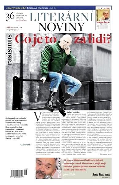Literární noviny - 36/2013 - Elektronický časopis