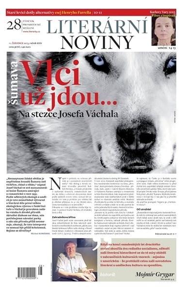 Literární noviny - 28/2013 - Elektronický časopis