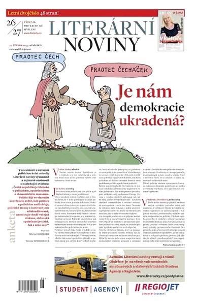 Literární noviny - 26-27/2013 - Elektronický časopis