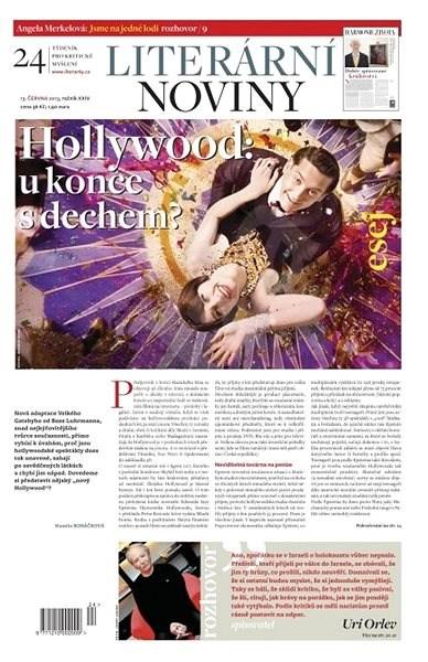 Literární noviny - 24/2013 - Elektronický časopis