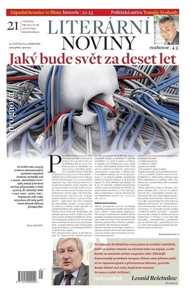 Literární noviny - 21/2013 - Elektronický časopis