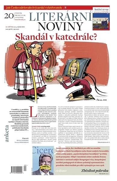 Literární noviny - 20/2013 - Elektronický časopis