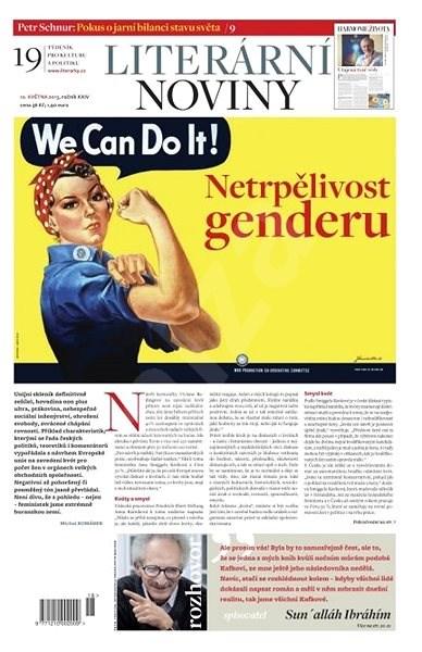 Literární noviny - 19/2013 - Elektronický časopis