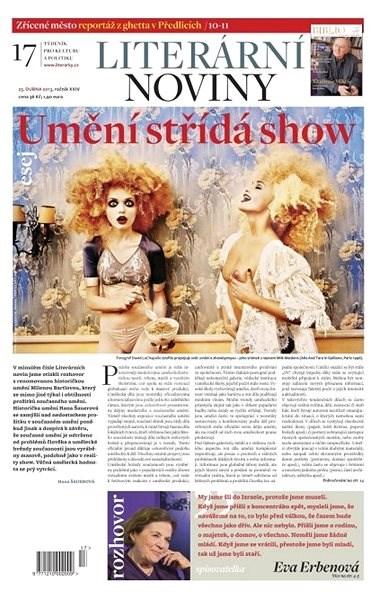 Literární noviny - 17/2013 - Elektronický časopis