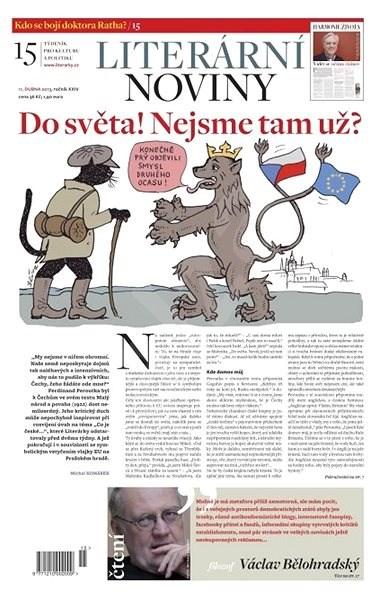 Literární noviny - 15/2013 - Elektronický časopis