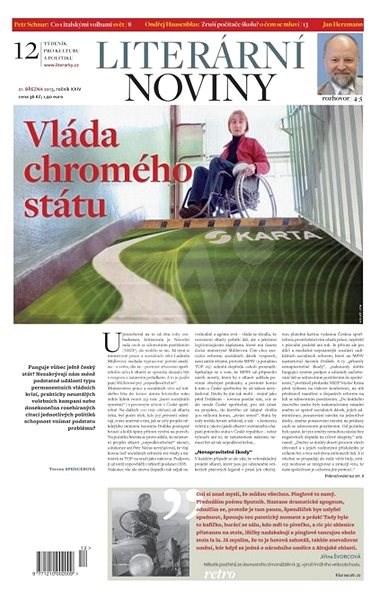 Literární noviny - 12/2013 - Elektronický časopis