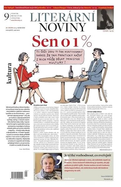 Literární noviny - 09/2013 - Elektronický časopis