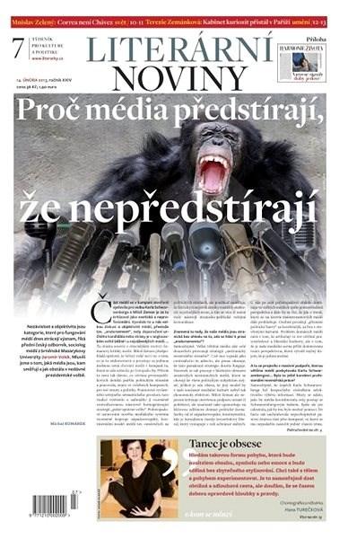 Literární noviny - 07/2013 - Elektronický časopis