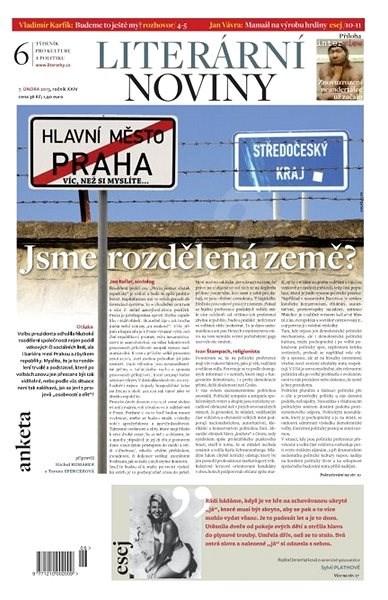Literární noviny - 06/2013 - Elektronický časopis