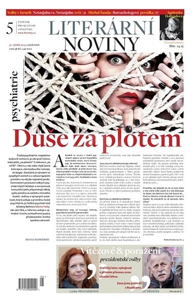 Literární noviny - 05/2013 - Elektronický časopis