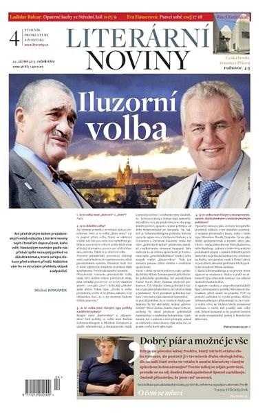 Literární noviny - 04/2013 - Elektronický časopis