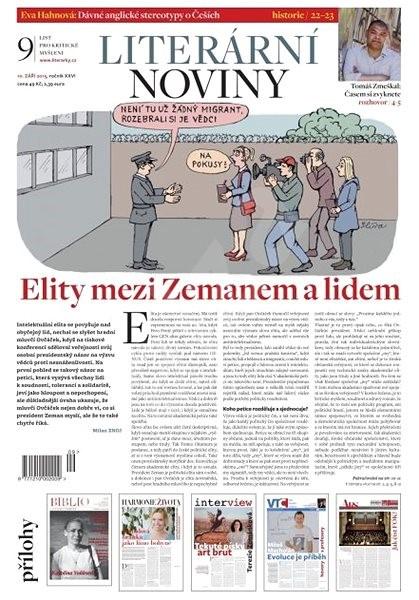 Literární noviny - 9/2015 - Elektronický časopis