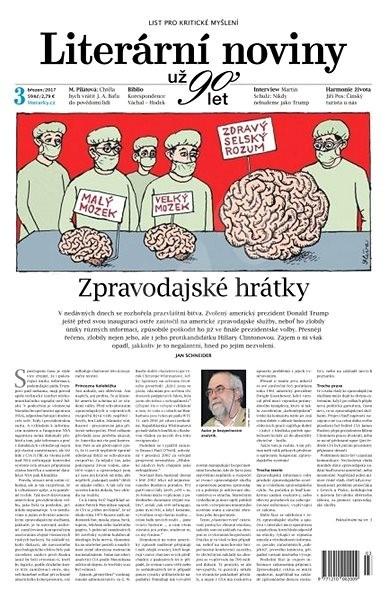 Literární noviny - 3/2017 - Elektronický časopis