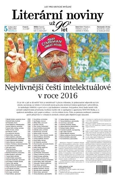 Literární noviny - 5/2017 - Elektronický časopis