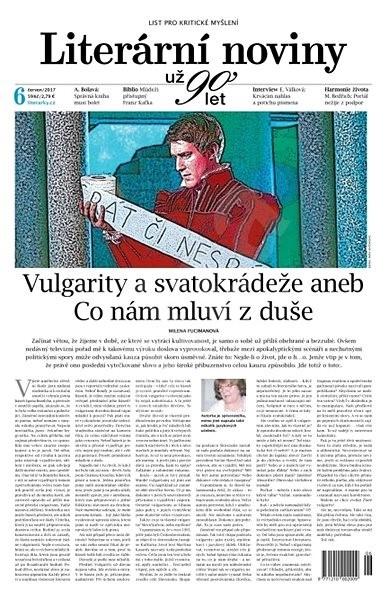 Literární noviny - 6/2017 - Elektronický časopis