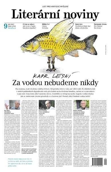Literární noviny - 9/2017 - Elektronický časopis