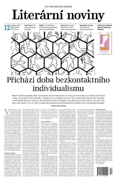 Literární noviny - 12/2017 - Elektronický časopis