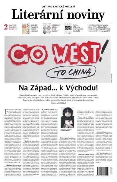Literární noviny - 2/2018 - Elektronický časopis
