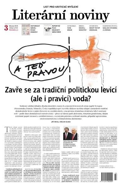 Literární noviny - 3/2018 - Elektronický časopis