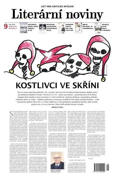 Literární noviny - 9/2018 - Elektronický časopis