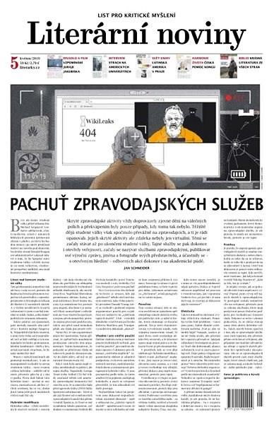 Literární noviny - 5/2019 - Elektronický časopis