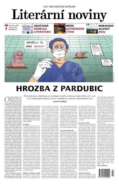 Literární noviny - 7/2019 - Elektronický časopis