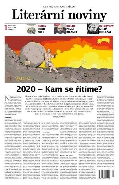 Literární noviny - 1/2020 - Elektronický časopis
