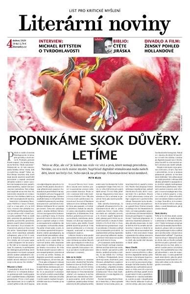 Literární noviny - 4/2020 - Elektronický časopis