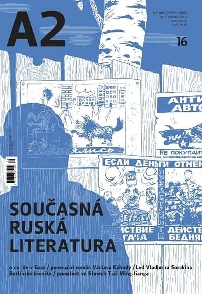 A2 kulturní čtrnáctideník - 16/2014 - Digital Magazine