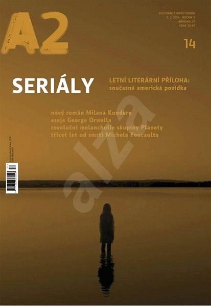 A2 kulturní čtrnáctideník - 14/2014 - Digital Magazine