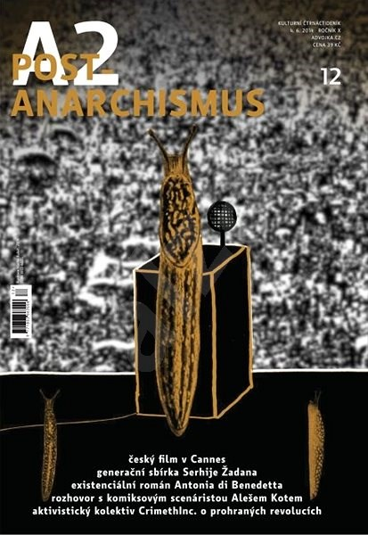 A2 kulturní čtrnáctideník - 12/2014 - Digital Magazine