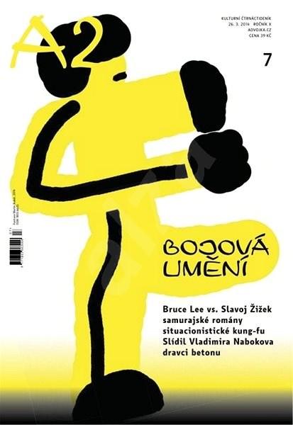A2 kulturní čtrnáctideník - 7/2014 - Elektronický časopis