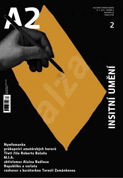 A2 kulturní čtrnáctideník - 2/2014 - Digital Magazine