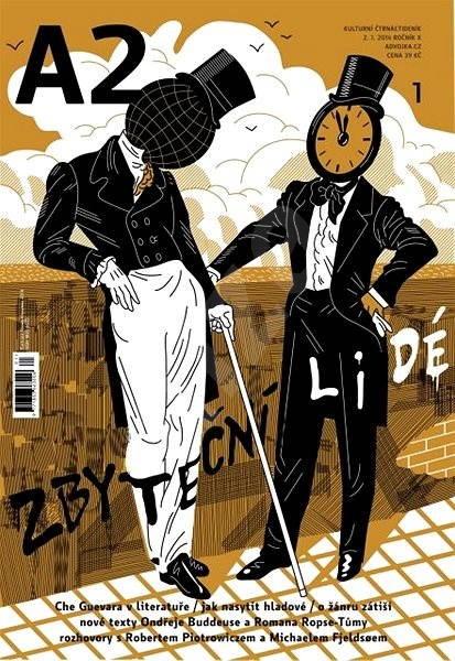 A2 kulturní čtrnáctideník - 01/2014 - Digital Magazine