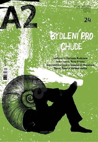 A2 kulturní čtrnáctideník - 24/2013 - Elektronický časopis