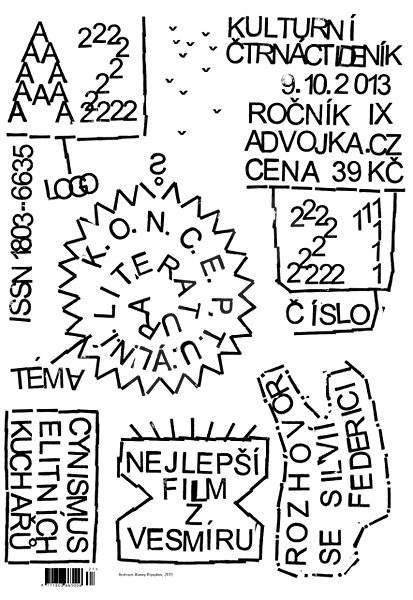 A2 kulturní čtrnáctideník - 21/2013 - Elektronický časopis