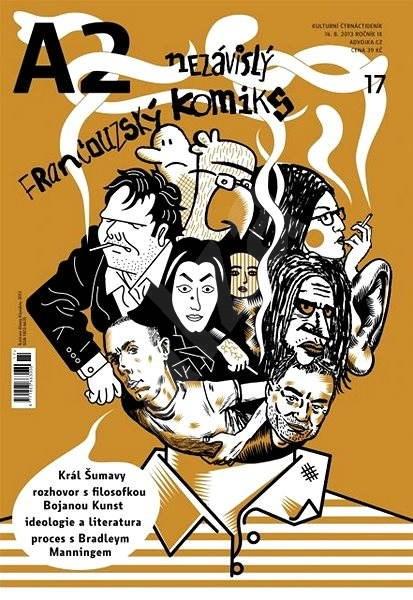 A2 kulturní čtrnáctideník - 17/2013 - Digital Magazine