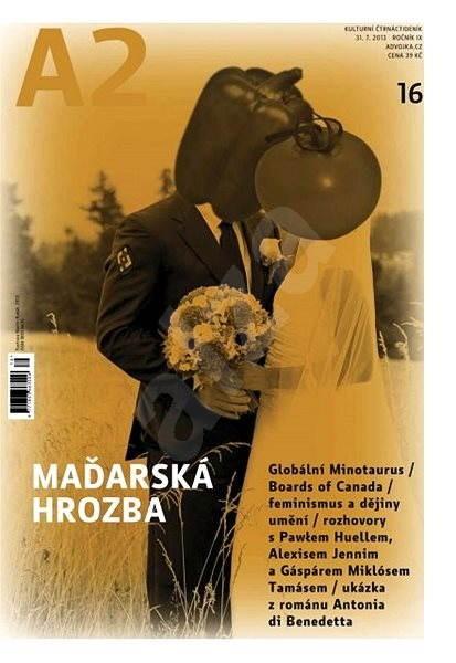 A2 kulturní čtrnáctideník - 16/2013 - Digital Magazine