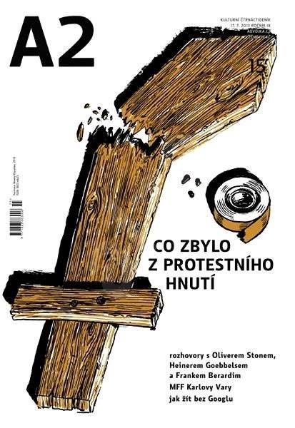 A2 kulturní čtrnáctideník - 15/2013 - Digital Magazine