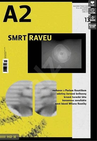 A2 kulturní čtrnáctideník - 13/2013 - Digital Magazine